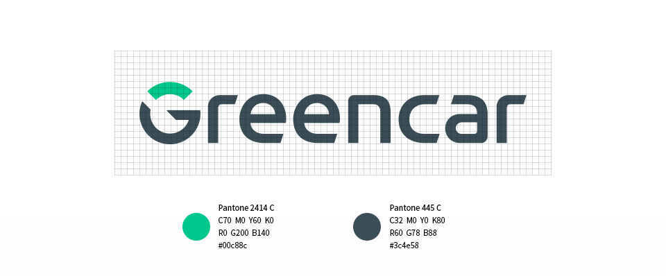 Greencar Logotype